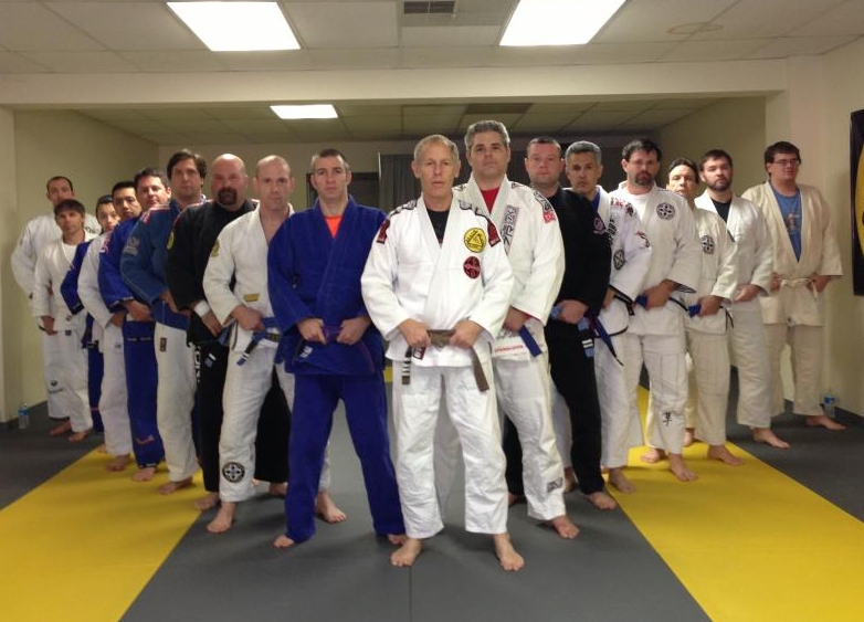 Delaware Jiu-Jitsu group photo