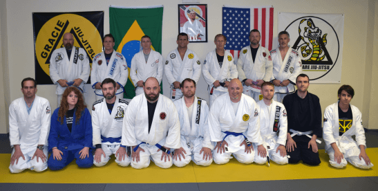 Gracie Humaita Street Self Defense Seminar with Regis Lebre on 4/28/15